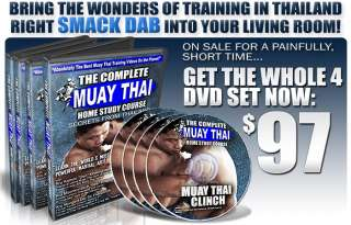 Invitation to Train in Thailand Think you can go to fight or just