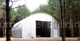 Wide by 20 Long by 12 Tall Metal Building Residential Garage Shop
