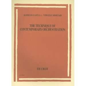 (Misc) (9788875927714) Alfredo Casella, Virgilio Mortari Books