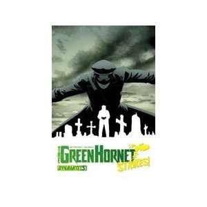 Green Hornet Strikes #3 Comic Brett Matthews Books