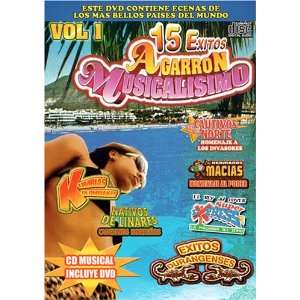 15 Exitos Agarron Musicalisimo, Vol. 1: Various: Movies