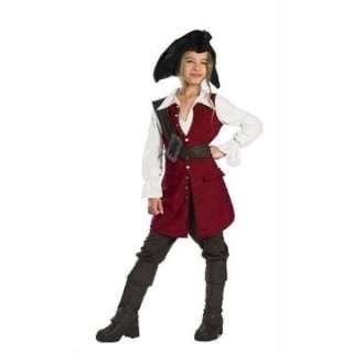 ELIZABETH SWANN PIRATE Halloween Costume Child 4   6X