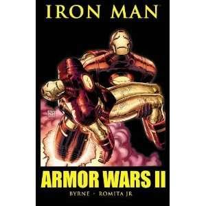 Iron Man Armor Wars II [Paperback] John Byrne Books