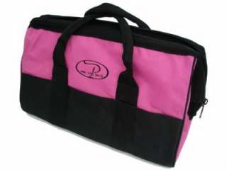 Ladies Girls Tools Womens Tool Bag Pink