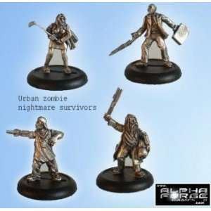 28mm Gothic Horror (Zombie Nightmare) Zombie apocalypse
