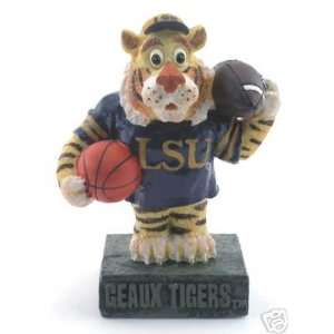 LSU LOUISIANA STATE TIGERS FOOTBALL BASKETBALL MASCOT