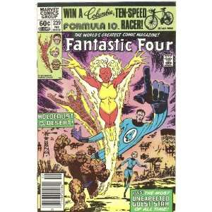 Fantastic Four #239 (Wendys Friends) Marvel Comics