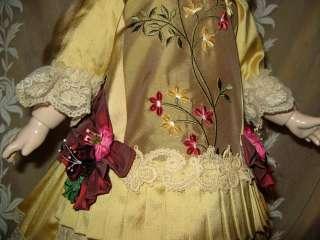20 FRENCH DOLL DRESS PATTERN ~ Girls Dress ~ TITIANNA