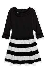 New NWT Isobella and Chloe Sz 14 Black & White Dress