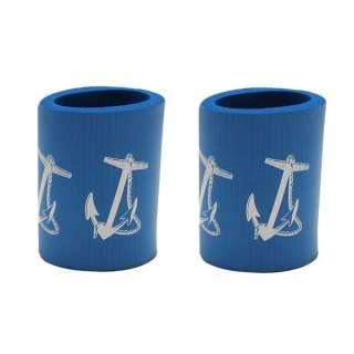 WHITECAP S 5087L BLUE FOAM BOAT CUP HOLDER LINER (PAIR)