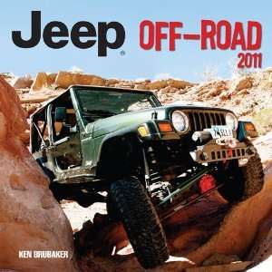 Jeep Off Road 2011 Wall Calendar: Office Products