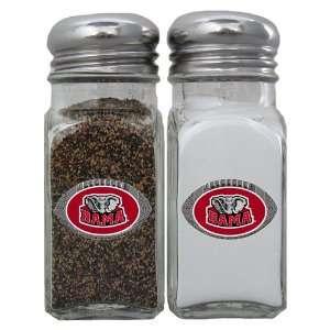 Alabama Crimson Tide NCAA Football Salt/Pepper Shaker Set