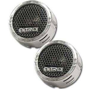 NITRO BMW 326 1 500 Watts PEI Dome Neodymium Tweeter