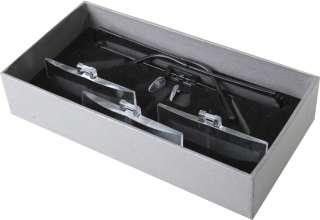 New Dental Loupe Binocular Glass Eye Magnifier Magnifying 1.5X + 2.5X