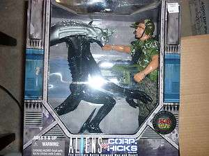 Kenner 12 Aliens Vs Corp. Hicks KB Toys Exclusive 1997 alien action
