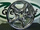 BMW X5 17 5 Star Spoke Chrome Whee