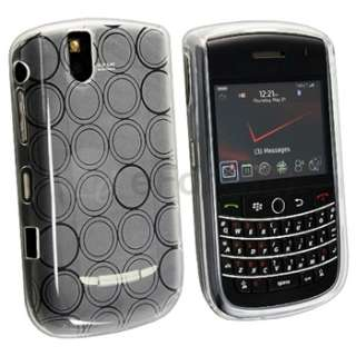 4in1 Accessory Combo For Blackberry Tour 9630 FLEX CASE