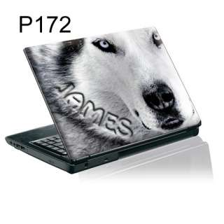 TaylorHe Personalised Laptop Skin Sticker Decal YOUR NAME