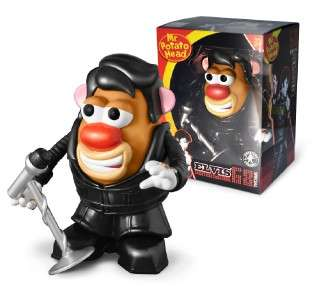 Mr. Potato Head Elvis 68 Comeback Special NIB KING Mint Classic Rock