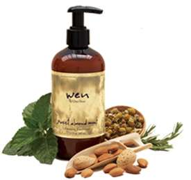 WEN BY CHAZ DEAN HAIR KIT COMPLETE SET 5 PIECE NEW