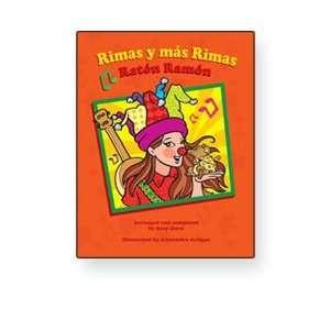 Mas Rimas, Raton Ramon Song Book Susy Dorn, Diego Carbajal Books