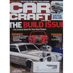 Build Issue (Engines Chassis Speed es) Douglas R. Glad Books