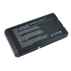 Dell Inspiron 1000 1200 2200 Latitude 110L Compatible Laptop Battery