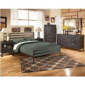 Bedroom on Sonya Metal Bedroom Set By Ashley Furniture  Home   Kitchen