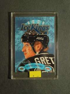 1993 94 WAYNE GRETZKY DONRUSS ICE KINGS 4 of 10 CARD