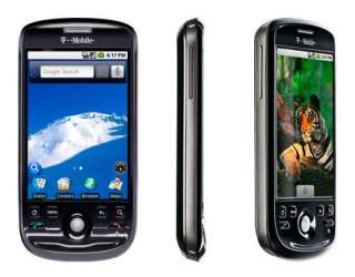 HTC myTouch 3G   Black (T Mobile) Smartphone 821793003463