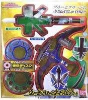 Bandai Samurai Sentai Shinkenger Wood Spear & Water Arrow Set