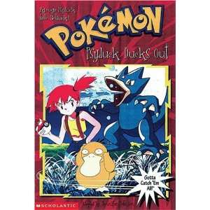 Psyduck Ducks Out (Pokemon Chapter Book #15