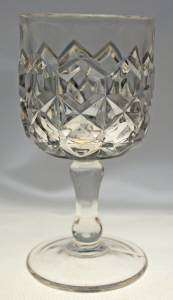 MODEL FLINT GLASS CO   GEM   WINE