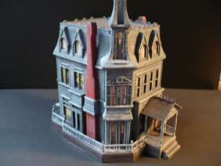 Addams Family Haunted House Model Polar Lights Built to Order