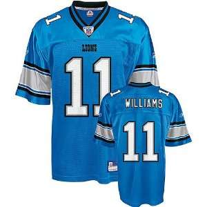 Roy Williams #11 Detroit Lions Youth NFL Replica Player