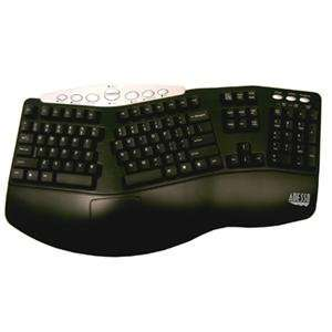 NEW Ergo Keyboard Combo Black (Input Devices)