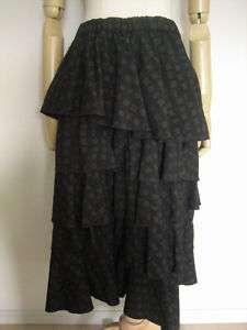 Comme Des Garcons long skirts AD2010 junya watanabe