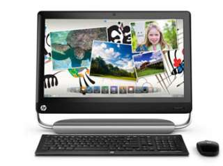 HP TouchSmart 520 1030 23 Full HD LCD All in One Desktop Computer