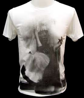 LADY GAGA Poodle The Fame Monster Pop Dance T Shirt M