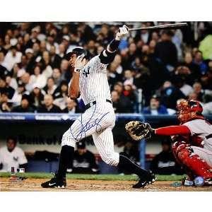 Alex Rodriguez New York Yankees   Home Run vs Red Sox