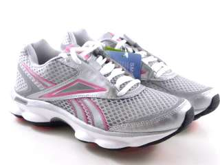 Tone Action Silver/Pink/White Trainer Gym Running Walking Women Shoes