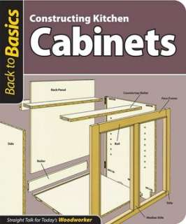 BARNES NOBLE Building Kitchen Cabinets Build Like A Pro Series