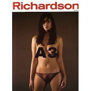 RICHARDSON, A QUARTERLY: ISSUE A3: TERRY). Richardson, Andrew, Editor