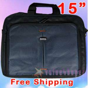 "15"" Laptop Netbook Notebook Bag Carrying Case UMPC B5"