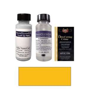 Bus Yellow Paint Bottle Kit for 2008 Ford Police Car (BY) Automotive