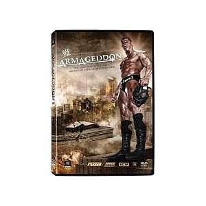 WWE   Armageddon 2007 DVD Toys & Games