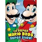 LOU ALBANO**THE SUPER MARIO BROS. SUPER SHOW**4 DVD SE