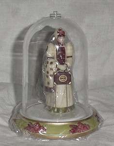 Avon Presidents Club Tribute Miniature MRS PFE Albee Figurine   w/Box
