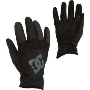 DC Ventron Mens Snowboard Gloves (Black) Size Medium
