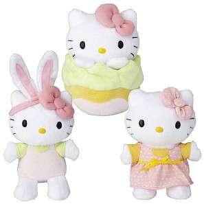 Sanrio Rare HELLO KITTY & FRIENDS Easter Bunny BASKET Gift of Fun DVD
